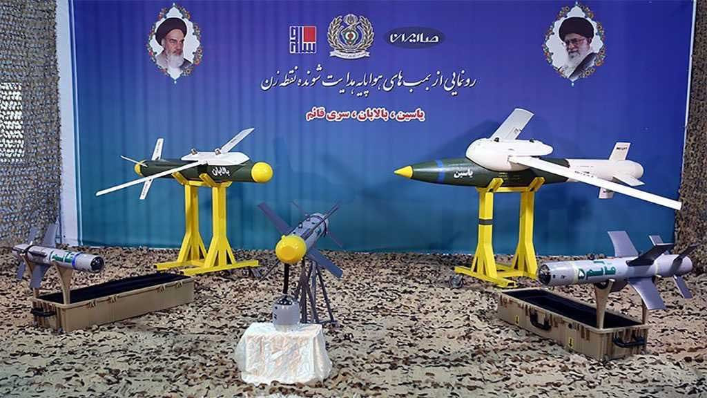 Iran unveils three new precision-guided missiles, says its ready to defend itself against US