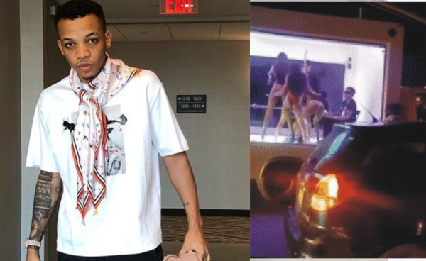 LIB Exclusive: Police invites Tekno for questioning for dancing with naked girls in Transparent truck