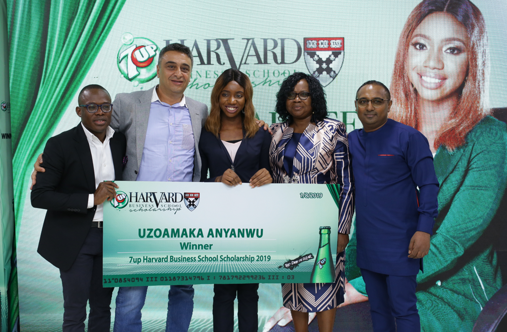 7UP Harvard Business School Schorlarship 2019 Winner Unveiled