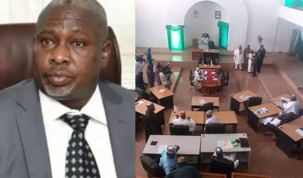 Kogi Assembly begins impeachment proceedings against Deputy Governor Simon Achuba