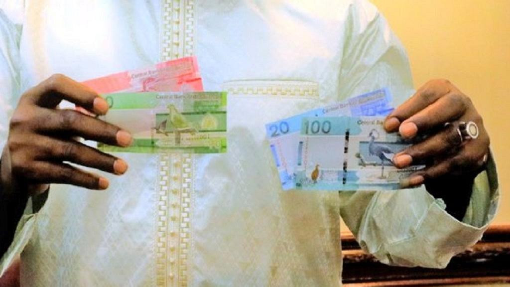 Gambia removes Yahya Jammeh?s image from bank notes