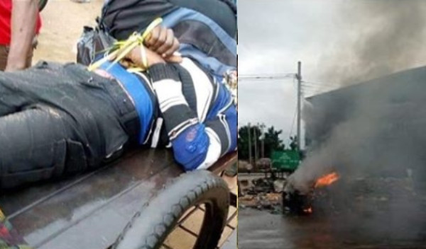 Motorcyclist allegedly shot dead by soldier over N100 bribe in Aba