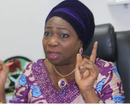 Out of the 21 drug peddlers on death roll in Indonesia 20 are from Anambra - Abike Dabiri-Erewa