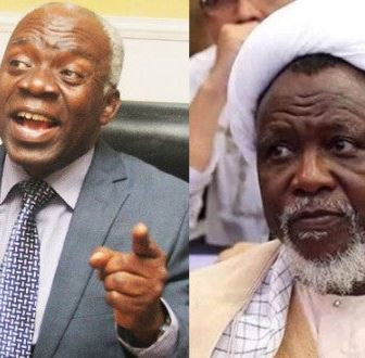 El-Zakzaky: The so-called terms of ?agreements? of the Kaduna State government should be ignored, it