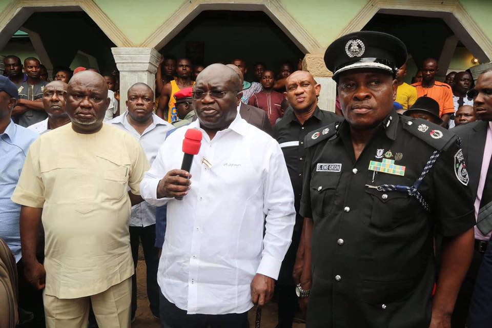 Soldier who killed motorcyclist over N100 bribe in Aba has been arrested ? Governor Ikpeazu