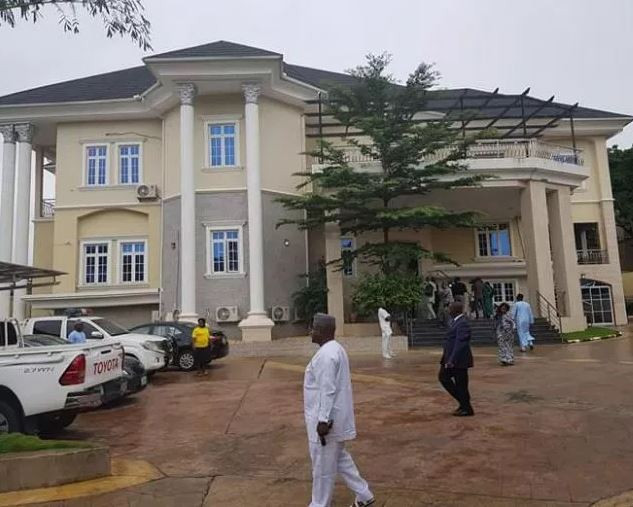 EFCC hands over late Alex Badeh?s forfeited property to NEDC