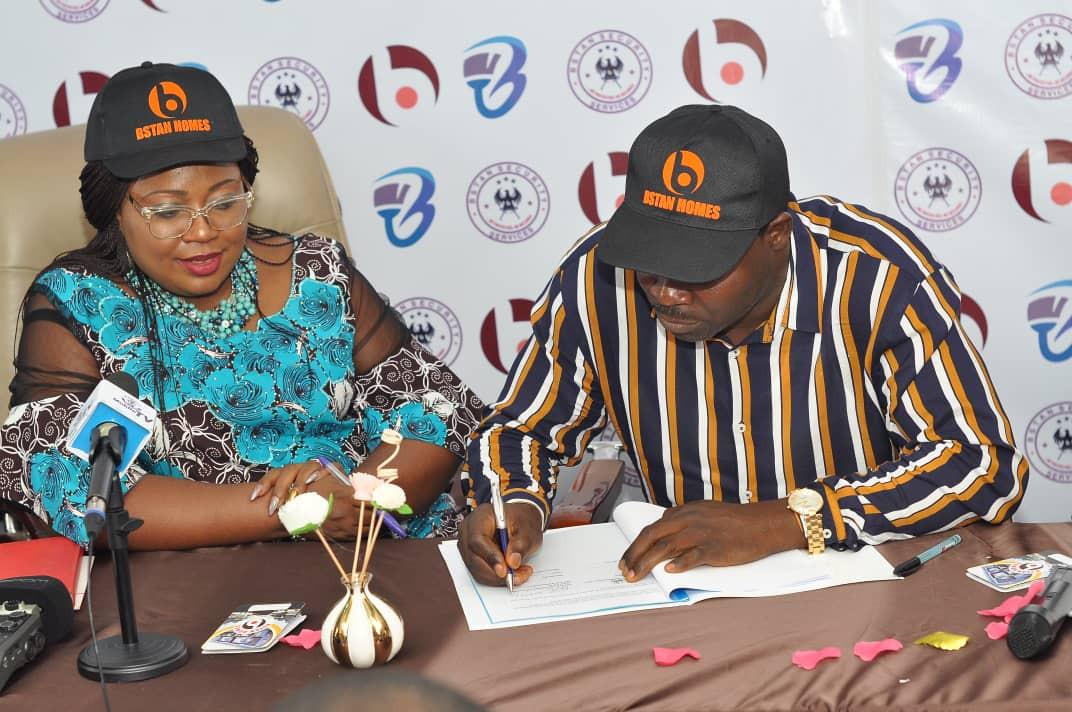 Bstan Group Signs Multi-million Naira Ambassadorial Deals with Nollywood Stars (Photos)