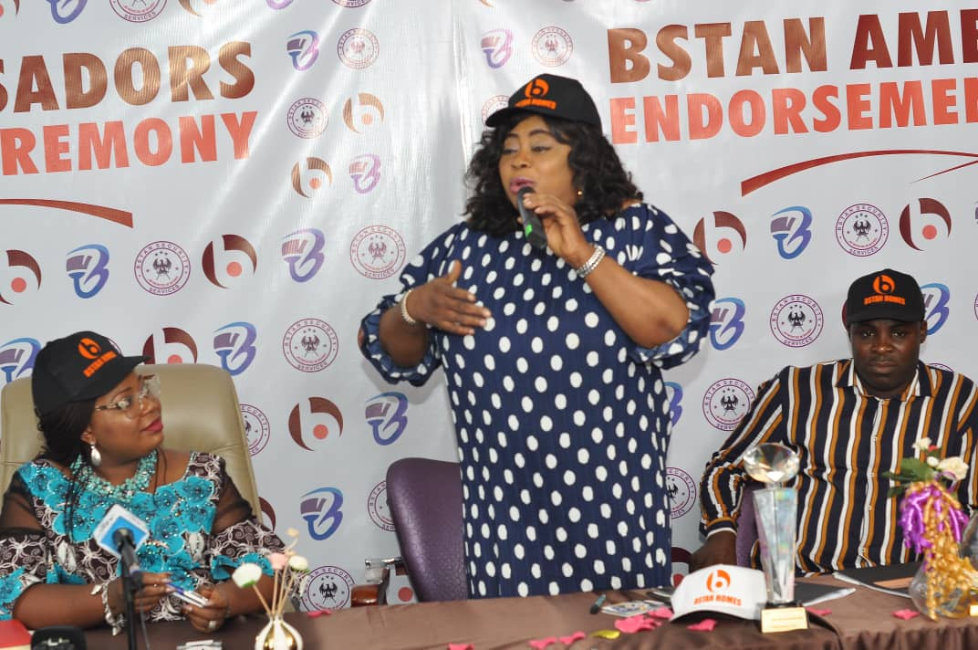 Bstan Group Signs Multi-million Naira Ambassadorial Deals with Nollywood Stars (Photos)