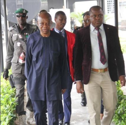 Federal high court grants former INEC chairman, Maurice Iwu N1 billion bail