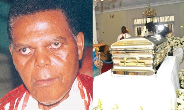 Tomb raiders break into Michael Ibru's grave to steal his casket