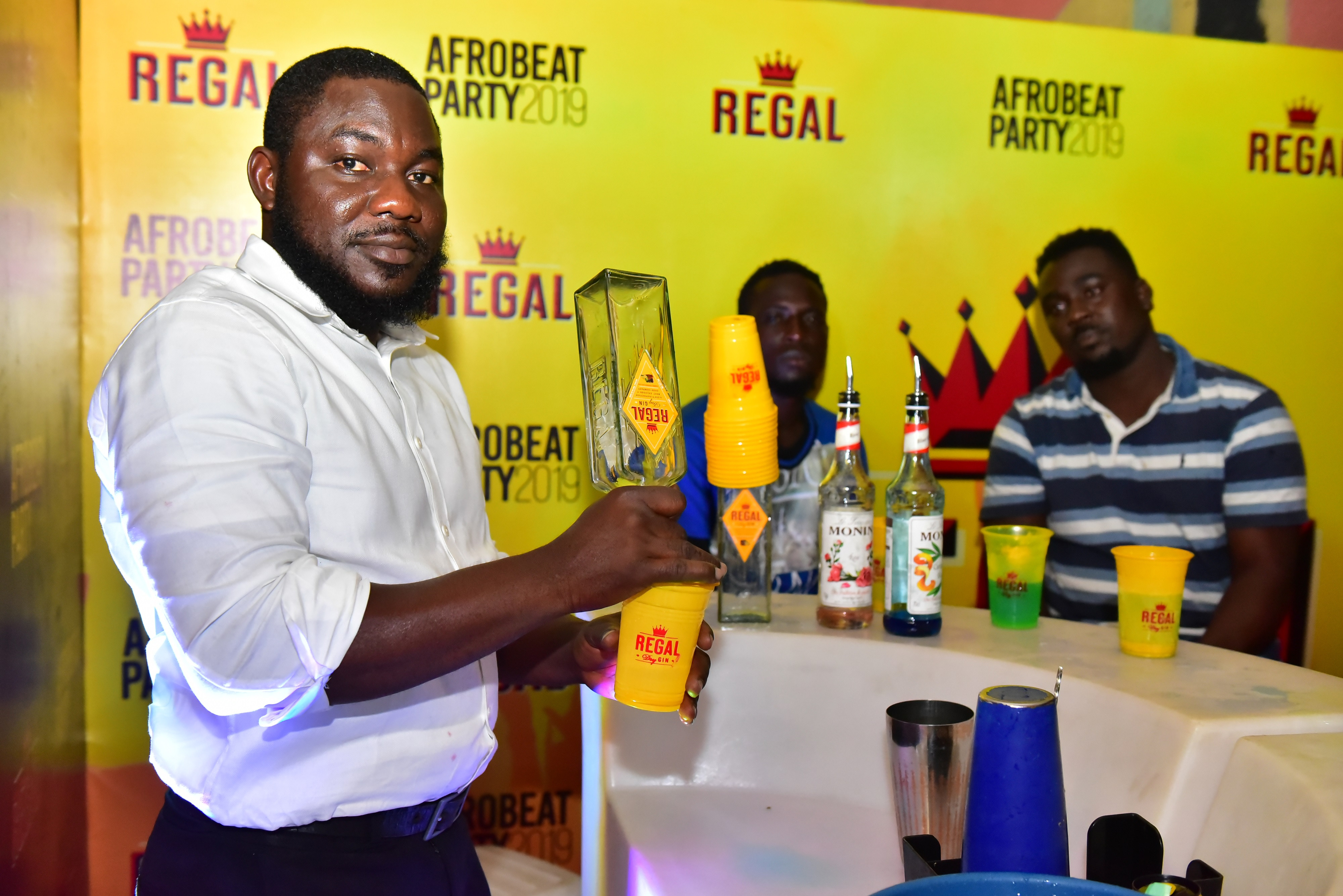 #RegalAfroBeatParty2019 ? A two-day thriller in celebration of Fela!