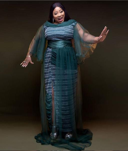 Star actress, Ayo Adesanya turns 50 today, shares stunning new photos
