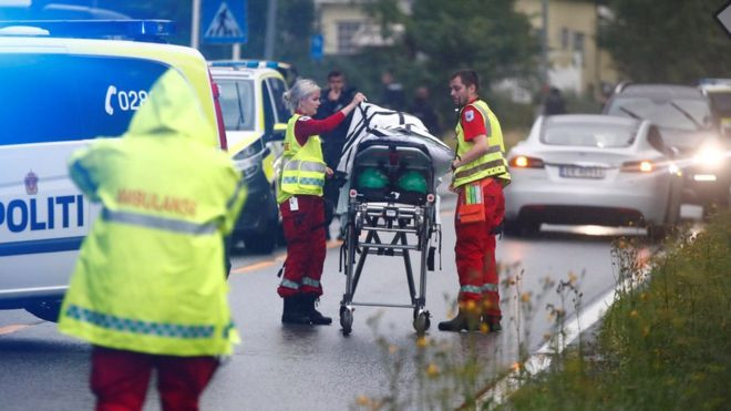 Norway Mosque Shooting: Police investigate shooting as 'terrorist' attempt