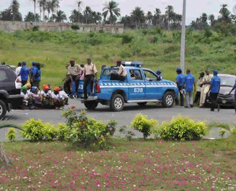 Sallah: Two people killed, five Injured In Lagos-Ibadan expressway accident