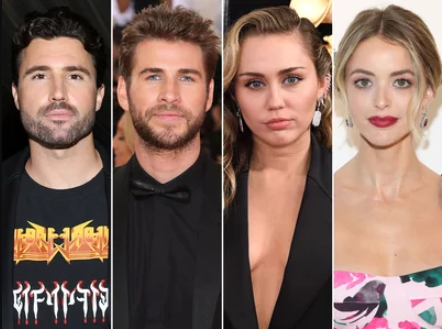 Miley Cyrus claps back at Brody Jenner after he gave cheeky response to news that she was kissing his ex-wife