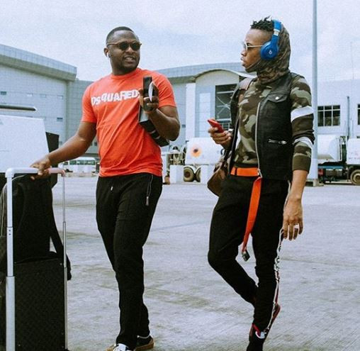 Ubi Franklin reacts after FG declares Tekno