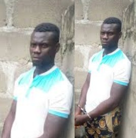 Man arrested for allegedly raping 10-year-old girl in Ogun (photo)
