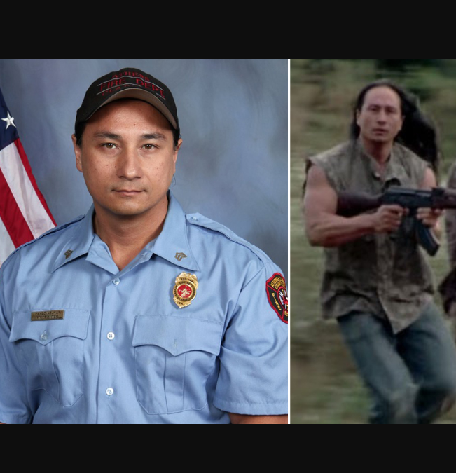 Former Georgia firefighter and