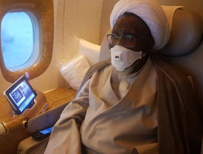 Shiites praise Femi Falana as their leader El-Zakzaky leaves for India