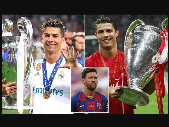 Winning Champions League with several clubs makes me different from others - Cristiano Ronaldo