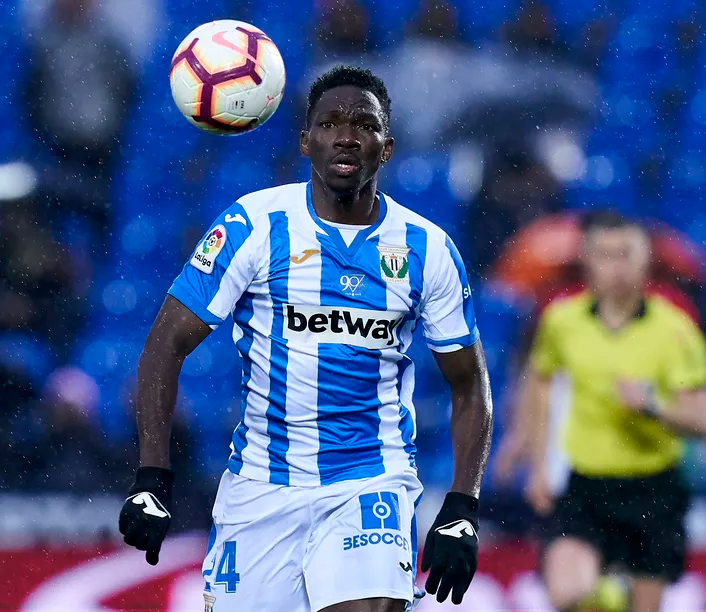 No more loans! Super Eagles defender Kenneth Omeruo completes permanent move to Leganes from Chelsea