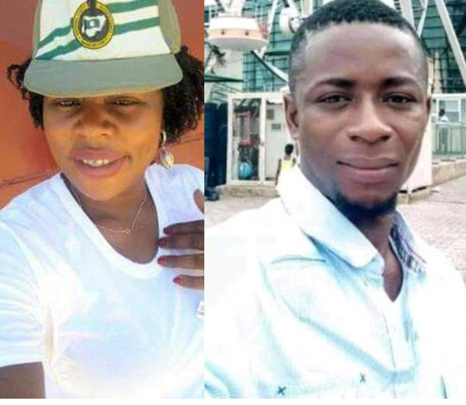 Sad! Four young men killed after being hit by car in Benue while chasing kidnappers that abducted a lady who recently concluded NYSC (Graphic)