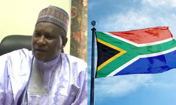Over 6,000 Nigerians under crime investigation in South Africa - High Commissioner raises alarm