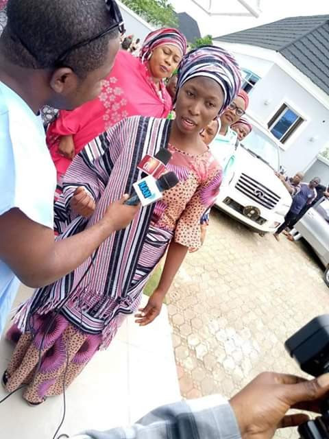 """""""My close associates said I was wasting money educating my daughters"""" - Father of best graduating student of University of Abuja says"""