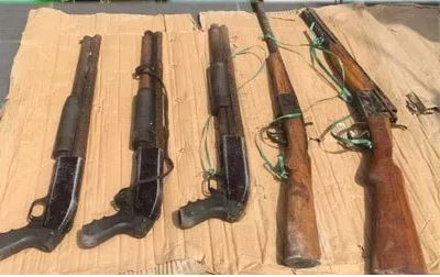 Nigerian?Army uncovers gun factory in Benue State, arrests manufacturer and 9?others