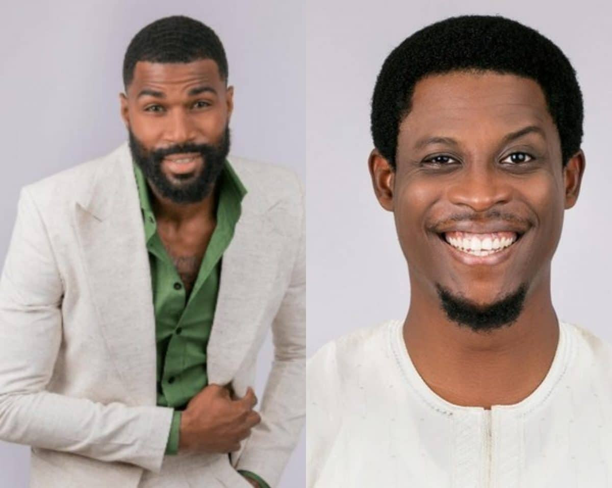 "BBNaija: You are not fit to be a leader ? Mike says in ""fight"" with Seyi (videos)"