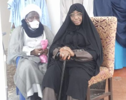 Breaking:  El-Zakzaky, wife on their way back to Nigeria