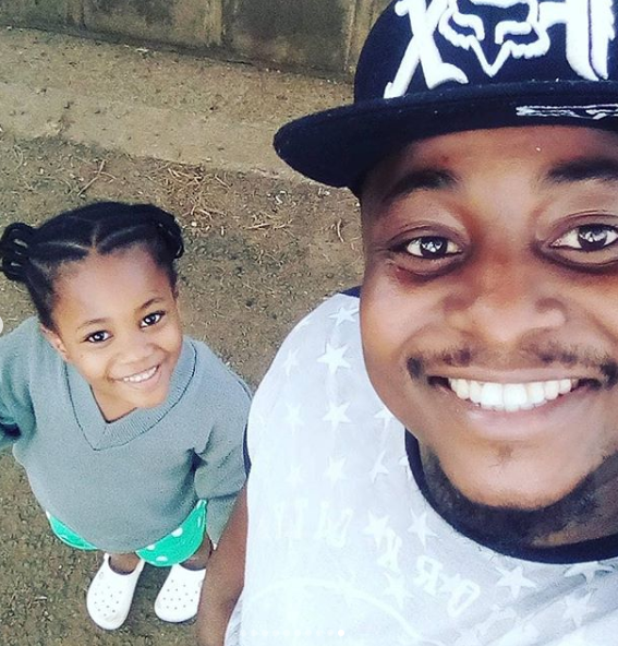 BBA Winner, Kevin Pam, celebrates his daughter as she turns 8 today