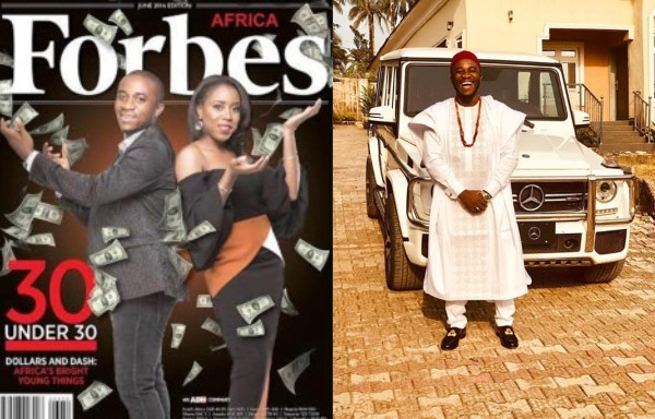 Forbes-rated young Nigerian billionaire, Obinwanne Okeke arrested by FBI for $12 million (N4.3bn) fraud