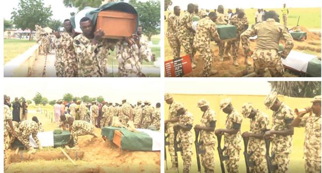 Boko Haram: Soldiers killed in Jakana ambush, buried
