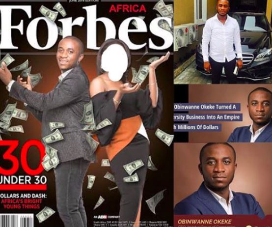 Here's how Nigerians are reacting to the arrest of Forbes-rated billionaire, Invinctus Obi Okeke by FBI for $12 million (N4.3bn) fraud