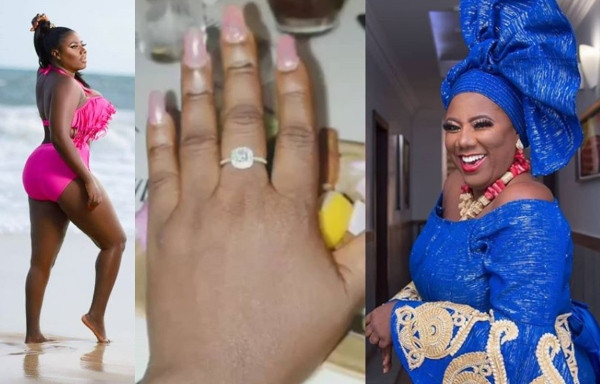 We dated for 3 years before getting engaged - Adediwura Gold speaks on finding love, 12 years after her divorce
