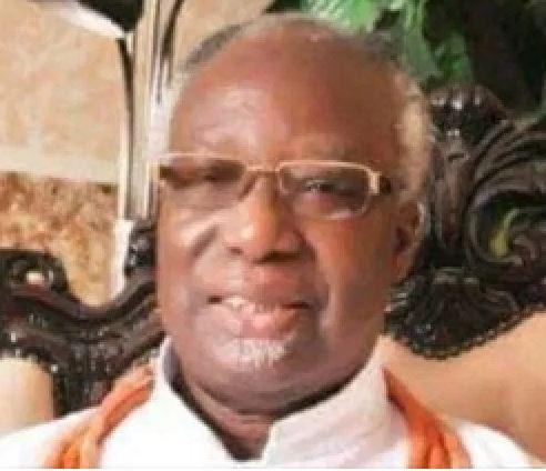 Chief Osayuki Obaseki, the first Chairman of Nigeria Professional Football League?is dea