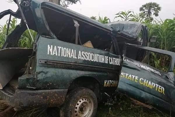 Three Corps Members die in motor accident. Photo: Lindaikejisblog