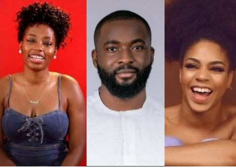#BBNaija: ?If I decide to set my eye on you, Khafi will not stand a chance? - Venita tells Gedoni (Video)