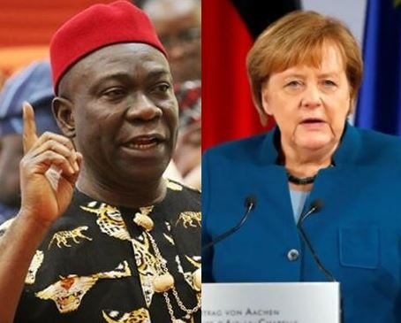 48 hours after Ekweremadu?s attack,?German government deports new batch of Nigerian migrants