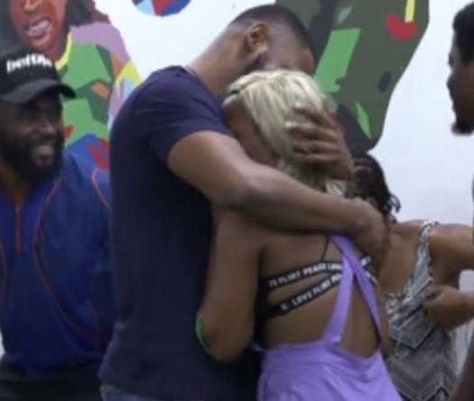 #BBNaija: Esther wins