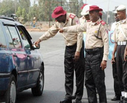 37 FRSC officials arrested for extorting money from motorists on Nigerian highways