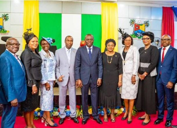 Full List:?Meet the new Commissioners and Special Advisers in?Lagos State