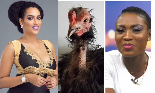 Juliet Ibrahim slams TV Presenter Akuko Perming for asking her to go back to her ex-husband