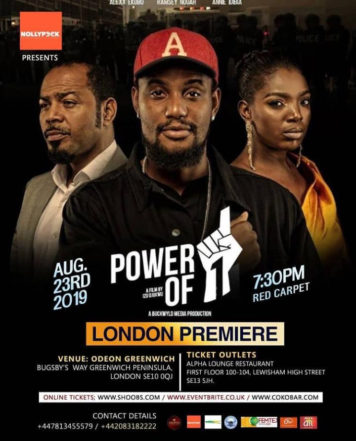 E-NEWS: 'Power of 1' (Movie) Hits International Big Screens