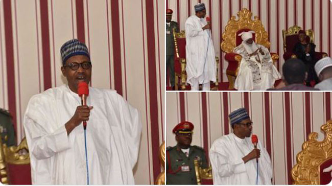 I gave Kaduna and Kano two ministerial slots because of the votes they gave me – Buhari