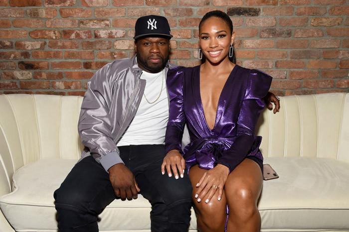 Meet 50 Cent?s new stunning