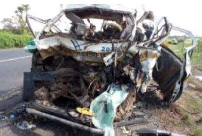 17 die in auto-crash along Ilorin-Jebba-Mokwa expressway in Kwara State