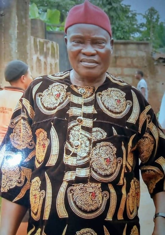 """Those that murdered you in cold blood will never have peace"" - Son of retired police officer shot dead by gunmen in Imo community"