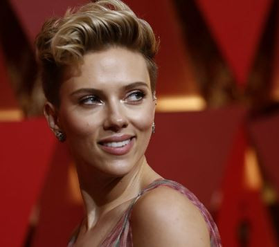 For the second year in a row, Scarlett Johansson tops Forbes? list of highest paid actresses in the world